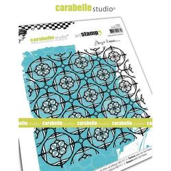 Carabelle Studio Stained Glass Pattern by Birgit Koopsen -leimasin