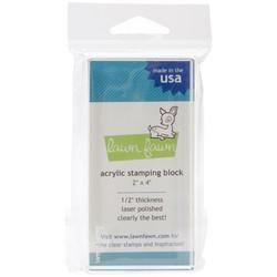 Lawn Fawn Acrylic Stamping Block- akryylipalikka, 2
