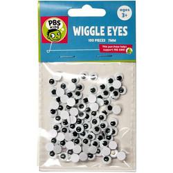 Wiggle Eyes -silmät