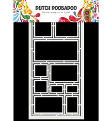 Dutch Doobadoo Slimline Squares -sapluuna