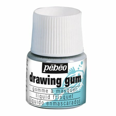Pebeo Drawing Gum -maskineste