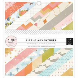 Pink Paislee paperipakkaus Little Adventurer Girl
