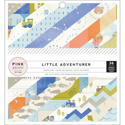 Pink Paislee paperipakkaus Little Adventurer Boy