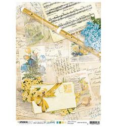 Studio Light riisipaperi Jenine's Mindful Art, New Awakening