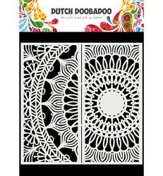 Dutch Doobadoo Slimline Mandala -sapluuna