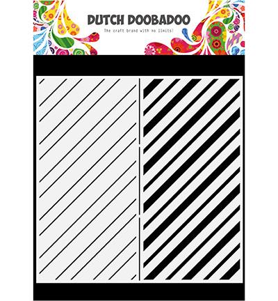 Dutch Doobadoo Slimline Stripes -sapluuna