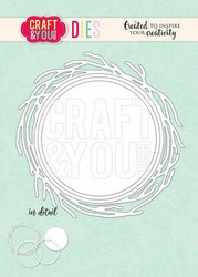 Craft & You stanssi Frame Nest