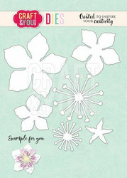 Craft & You stanssi Cherry Blossom
