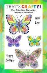 That's Crafty leimasinsetti Zen Butterflies