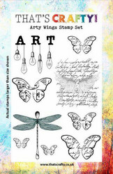 That's Crafty leimasinsetti Arty Wings