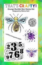 That's Crafty leimasinsetti Grunge Bumble Bee