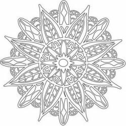 That's Crafty sapluuna Mandala 2