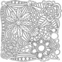 That's Crafty sapluuna Flowers Galore