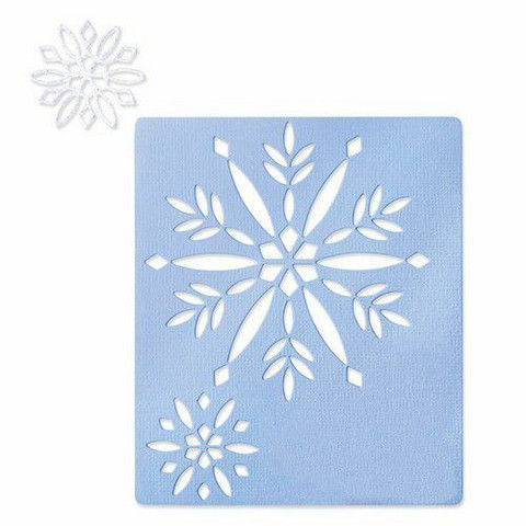 Sizzix Thinlits stanssi Cut-Out Snowflakes