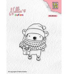 Nellie's Choice Cuties leimasin Koala With Parcel