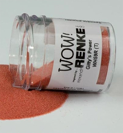 Wow! Colour Blends -kohojauhe, sävy Gitty's Power, Mixture (TM)