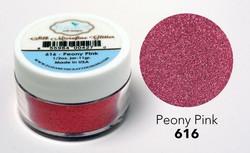 Elizabeth Craft Silk Microfine Glitter -jauhe sävy Peony Pink