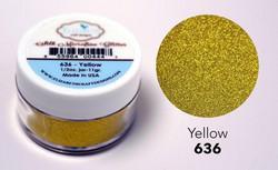 Elizabeth Craft Silk Microfine Glitter -jauhe sävy Yellow