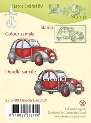 Leane Creatief leimasin Doodle Car