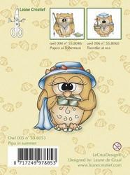 Leane Creatief leimasin Owl