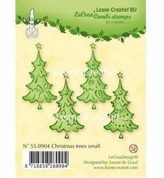 Leane Creatief leimasin Christmas Trees Small