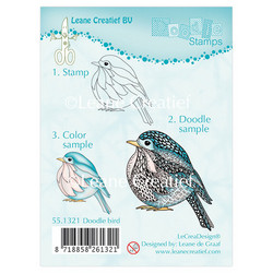 Leane Creatief leimasin Doodle Bird