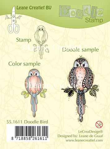Leane Creatief leimasin Doodle Bird 2
