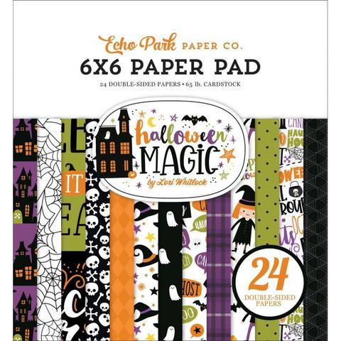 Echo Park Halloween Magic -paperipakkaus