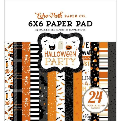 Echo Park Halloween Party -paperipakkaus