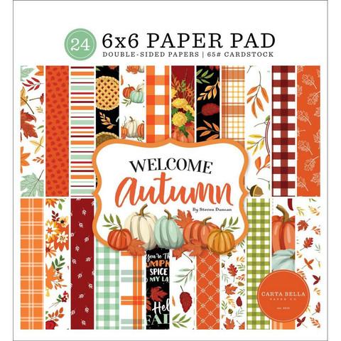 Carta Bella Welcome Autumn -paperipakkaus