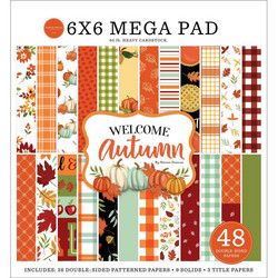 Carta Bella Welcome Autumn - MEGA paperipakkaus