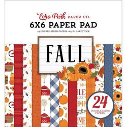 Echo Park Fall -paperipakkaus