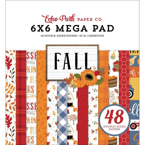 Echo Park Fall - MEGA paperipakkaus
