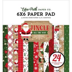 Echo Park Jingle All The Way -paperipakkaus