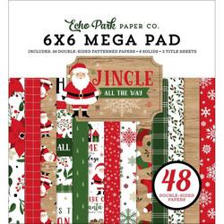 Echo Park Jingle All The Way - MEGA paperipakkaus