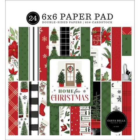Carta Bella Home For Christmas -paperipakkaus