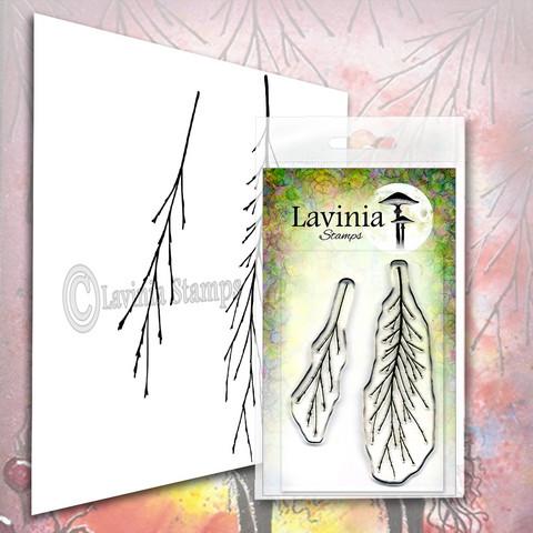 Lavinia Stamps leimasin Fern Branch