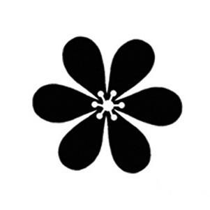 Lavinia Stamps leimasin Mini Single Flower