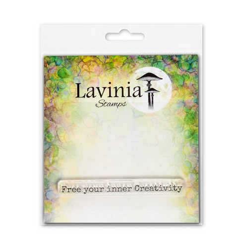 Lavinia Stamps leimasin Creativity