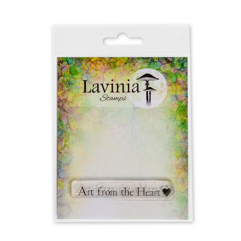 Lavinia Stamps leimasin Art From The Heart