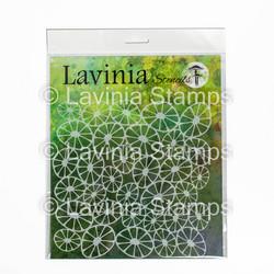 Lavinia Stamps sapluuna Abstract, 20 x 20 cm