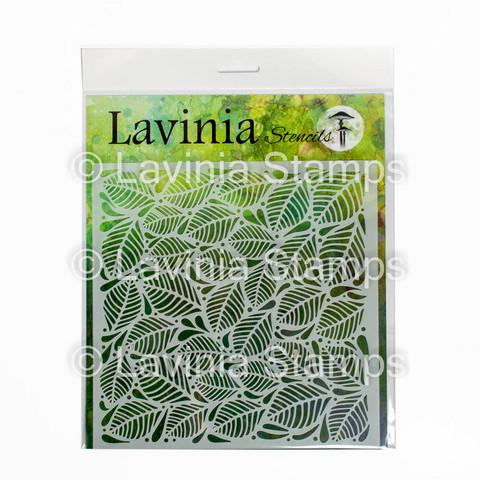 Lavinia Stamps sapluuna Flurry, 20 x 20 cm