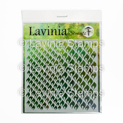Lavinia Stamps sapluuna Charming, 20 x 20 cm