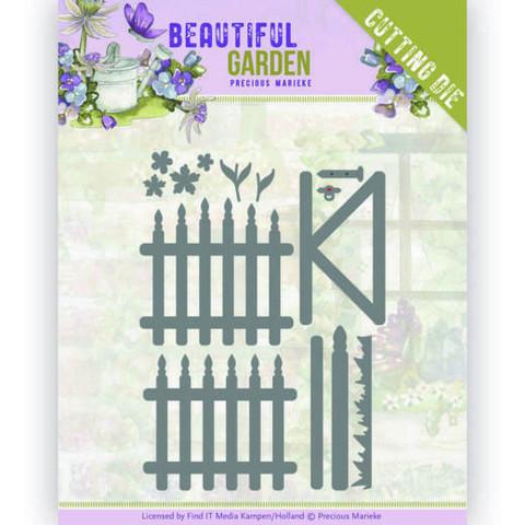 Precious Marieke Beautiful Garden stanssi Fences