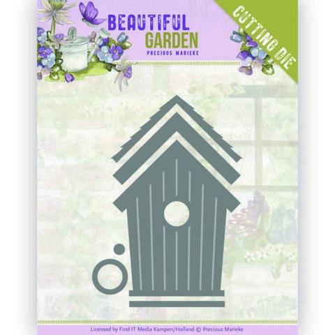 Precious Marieke Beautiful Garden stanssi Birdhouse