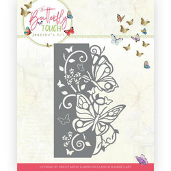 Jeanines Art Butterfly Touch stanssi Butterfly Edge