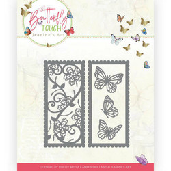 Jeanines Art Butterfly Touch stanssi Butterfly Mix and Match