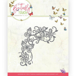 Jeanines Art Butterfly Touch stanssi Swirls and Butterflies