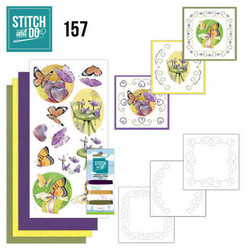 Stitch and Do 157 pakkaus Butterfly Touch