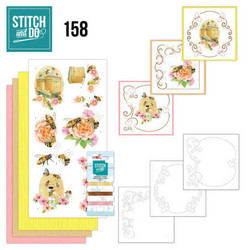 Stitch and Do 158 pakkaus Humming Bees